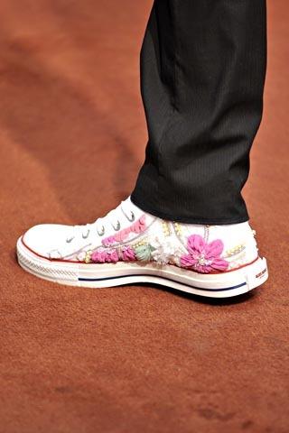 flowersneaker